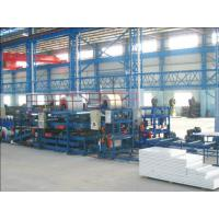 Wholesale HT Sandwich Making Equipment , Hydraulic Control Steel Roll Forming Machine from china suppliers