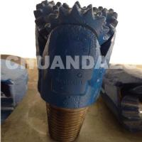 Wholesale Functioning very well  steel tooth drill bit Manufacturer for mining with API certification 114mm 4 1/2inch tricone bit from china suppliers