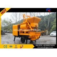 Buy cheap Mobile Concrete Mixer With Pump , Concrete Truck Mixer S Pipe Valve from wholesalers