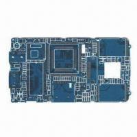 Buy cheap Double-sided Lead-free HASL PCB with 1.6mm Board Thickness from wholesalers