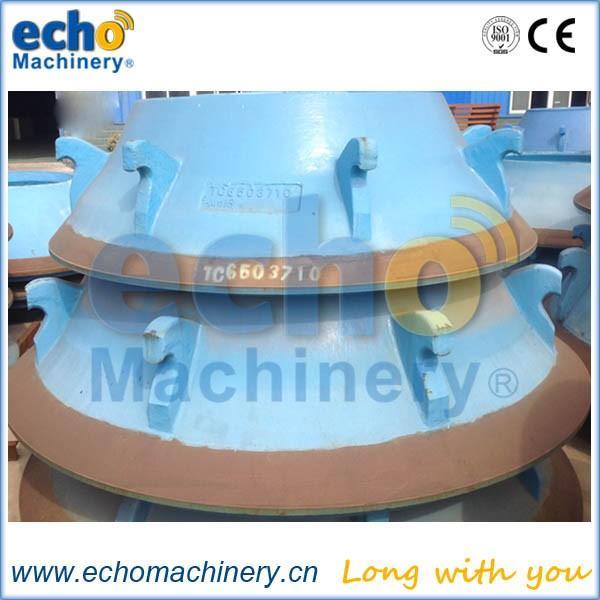 Trio Cone Crusher TC6503 from Echo Machinery