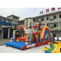 Wholesale Water-Proof Inflatable Obstacle Course / Inflatable Outdoor Play Equipment from china suppliers