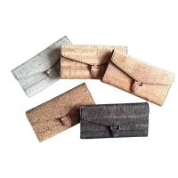 Wholesale Customized Cork Clutch Bag, different colors from china suppliers