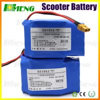 Wholesale 4.4Ah 10S2P 36V Lithium - Ion Battery Pack For 2 Wheel Electric Drift Scooter from china suppliers