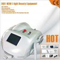 Wholesale Portable Hair Removal E-light IPL RF , Multifunction Beauty Equipment With Handle from china suppliers