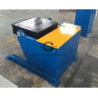 Wholesale Tilting Square Table Pipe Welding Positioners 1 Ton Rated Capacity from china suppliers