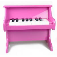 Wholesale Colorful Table Wooden Baby Piano 18 Key Upright For Home / School from china suppliers