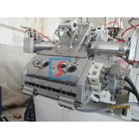 Wholesale Hollow Grid Plastic pvc sheet extrusion line FOR corrugated sheets from china suppliers