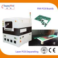 Wholesale Routing / Die Cutting PCB Depaneling Machine With 355nm Laser Wavelength from china suppliers