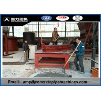 Wholesale ISO Approved Block Moulding Machine , Concrete U Ditch Froming Mould from china suppliers