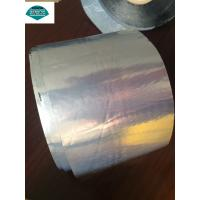 Wholesale Silver Waterproofing Roof Flashing Tape / Bitumen Flash Band with Butyl Rubber Adhesive from china suppliers