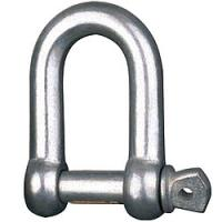 Wholesale COMMERCIAL GALVANIZED DEE SHACKLE from china suppliers