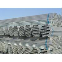 Wholesale Thick Wall Pre Galvanized Steel Pipe ST52  ASTM A53 A106 For Water / Gas / Oil from china suppliers