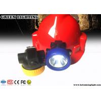 Wholesale 170G Lightweight  Cordless Mining Safety Cap Light with 2.2Ah Li-ion Battery from china suppliers