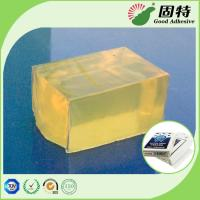 Wholesale Hot Melt Pressure Sensitive Adhesive Mainly Used for Box Sealing Such as Play Card Box and Tea Box from china suppliers