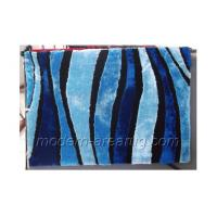Wholesale Hand-tufted Blue Polyester Contemporary Shaggy Rug, Modern Floor Rugs Carpets from china suppliers