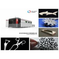 Wholesale Stainless Steel Fiber Metal Laser Cutting Machine / Aluminum Laser Cutter from china suppliers