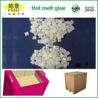 Quality Light Yellow Resin Hot Melt Adhesive Glue For Case Sealing With No Drawing for sale
