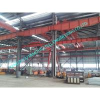 Wholesale Metal Customized Prefab Industrial Steel Buildings Easy Erection With C Purlins from china suppliers