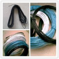 Quality pvc coated wire/ pvc galvanized wire/pvc black annealed wire for sale