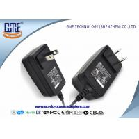 Wholesale CEC VI US Plug 12V 1A AC DC Power Adapter with UL Certificate For Humidifier from china suppliers