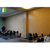 Wholesale Top Hung System Aluminum Office Wall Partitions from china suppliers