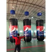 Wholesale Huge Beverage Inflatable Bottles for Promotional from china suppliers