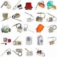 Wholesale Oven Adjustable Bimetal Temperature Switch Circuit , Single Pole Single Throw Switch from china suppliers