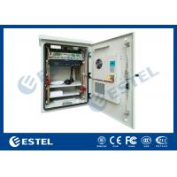 Buy cheap Telecom Outdoor Wall Mounted Cabinet from wholesalers