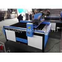Wholesale High Accuracy Small Cnc Plasma Cutting Machine Cnc Gantry Router For Steel from china suppliers