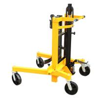 Wholesale Hydraulic Drum Stacker 0.3m Lifting Height Eagle-gripper Type with 400Kg Load from china suppliers