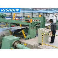Quality OEM Stainless Steel Slitting Machine With 2000 mm Largest Width for sale