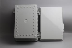 Wholesale IOT Sensors Latching Lid Hinged Plastic Enclosures Watertight from china suppliers