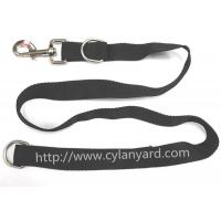 Wholesale Plain polyester webbing dog collars and leads cheap price, MOQ 300pcs from china suppliers