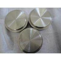 Wholesale ASTM B865 Monel K500 / UNS N05500 / 2.4375 Nickel Alloy Forged Disc from china suppliers