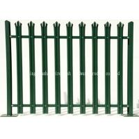 Wholesale Powder Coating Security Metal Palisade Fencing Easily Assembled Rodent Proof from china suppliers