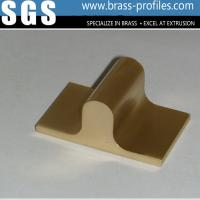 Wholesale Anti-Corrosion Custom Made Perfectly Shaped Sanitary Brass Equipments Profiles from china suppliers