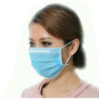 Wholesale Surgical mask, Non-woven Face Mask-3ply manufacturer( with CE.ISO certificated) from china suppliers