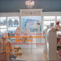 Wholesale Nice fashion popular retail Kids Clothing Store interior design from china suppliers