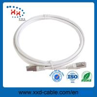 Wholesale OEM Welcome AWG24 7*0.20mm Copper White Color RJ45 Patch Cord Cable from china suppliers