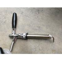 Wholesale Beer tap faucet with long shank threads used in kegerator keg cooler, bar hotel beer tower from china suppliers