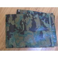 Wholesale good quality camo tarpaulin for military tent ,waterproof&flame retardent tent tarpaulin from china suppliers