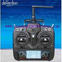 Wholesale DEVO 7ch,7 channels remote control rc plane model,HuaKeer 7 channels remote ,2.4G 7ch from china suppliers