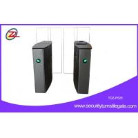 Wholesale Pedestrian Security Turnstiles flap barrier gate for airport passenger terminal from china suppliers