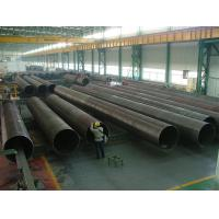 Wholesale Q235 ERW Steel Pipe Welding Round Grade OD Size 219mm - 820mm Straight Seam Pipe from china suppliers