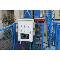 Wholesale 2×5.5 kW Power Single Mast Climbing Scaffold with Balance Device from china suppliers