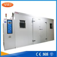 Wholesale Touch Screen Programmable Walk In Stability Chamber 3rd Party Calibrated SGS Stainless Steel from china suppliers