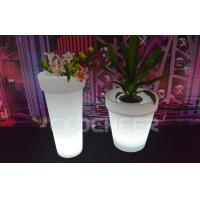 Wholesale Waterproof High Led Flower Pot Light Flower Pot Rechargeable Lithium Battery from china suppliers