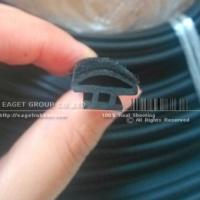 Wholesale Flocked Glass Run Channel EPDM Rubber Seal from china suppliers