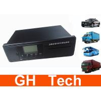 Wholesale Passenger Cars GPS Digital Tachograph , Portable Vehicle Black Box from china suppliers